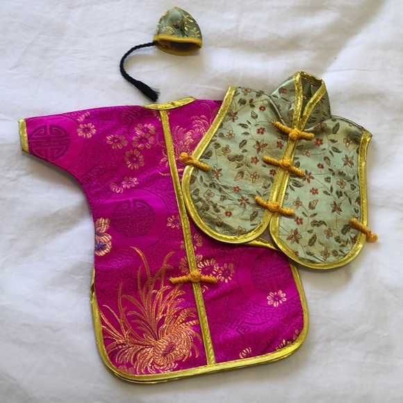 Three Piece Wine Bottle Cover from China